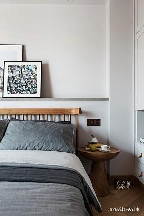优雅148平混搭四居卧室装修图