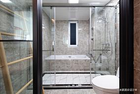 质朴108平现代三居客厅美图三居现代简约家装装修案例效果图
