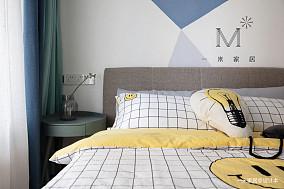 精致99平现代三居装修效果图三居现代简约家装装修案例效果图
