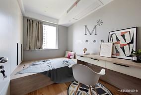 轻奢90平现代三居装修设计图三居现代简约家装装修案例效果图