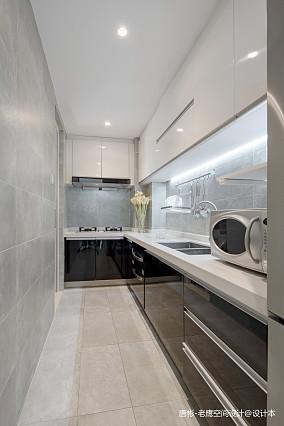 质朴30平简约小户型厨房装饰图片