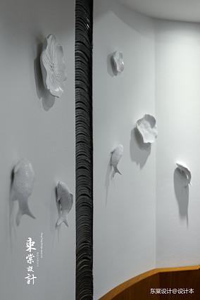 平中式三居设计图三居中式现代家装装修案例效果图