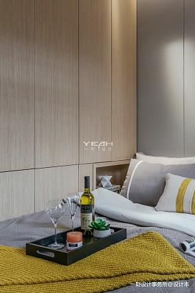 明亮32平现代小户型客厅设计图