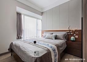 质朴137平中式四居卧室设计美图