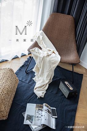 浪漫83平北欧二居效果图欣赏家装装修案例效果图