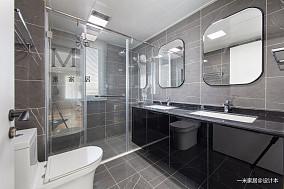 精美75平北欧二居客厅设计美图二居北欧极简家装装修案例效果图