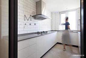 简洁59平北欧二居客厅实景图片二居北欧极简家装装修案例效果图