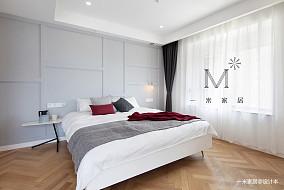 优美75平北欧二居客厅实景图片二居北欧极简家装装修案例效果图