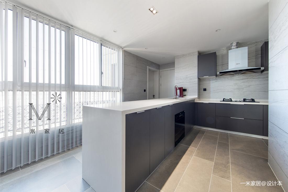 好看的现代北欧风格厨房设计客厅现代简约客厅设计图片赏析