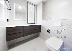 简约的现代北欧风格洗手间设计客厅现代简约客厅设计图片赏析