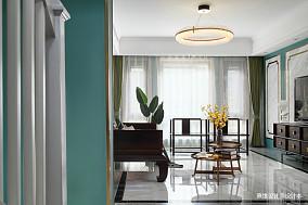 精致180平中式复式客厅图片大全