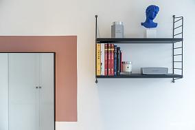 明亮33平北欧小户型卧室装修美图