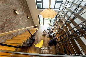 悠雅87平LOFT二居客厅设计案例
