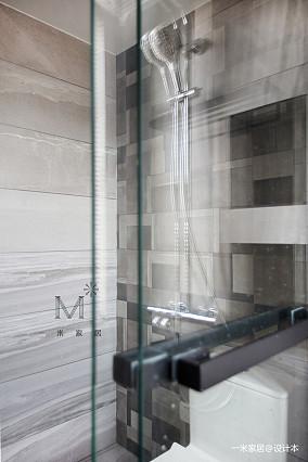 精美57平北欧二居设计效果图二居北欧极简家装装修案例效果图