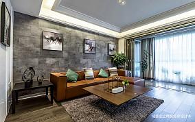 悠雅271平现代别墅客厅实景图片别墅豪宅现代简约家装装修案例效果图