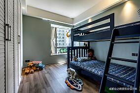 平现代别墅儿童房图片欣赏别墅豪宅现代简约家装装修案例效果图