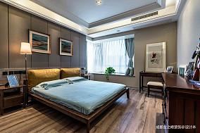 贝森公馆现代卧室设计别墅豪宅现代简约家装装修案例效果图