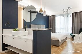 精美66平现代二居客厅美图二居现代简约家装装修案例效果图