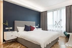 大气79平现代二居客厅布置图二居现代简约家装装修案例效果图