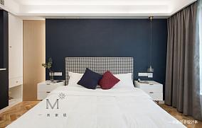 浪漫57平现代二居效果图欣赏二居现代简约家装装修案例效果图