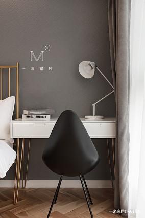 优美52平现代二居装饰图二居现代简约家装装修案例效果图