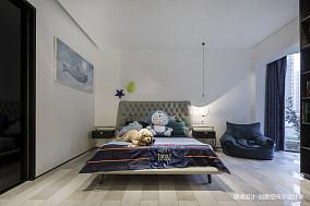 大气934平现代别墅儿童房装修案例别墅豪宅现代简约家装装修案例效果图