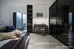 典雅540平现代别墅儿童房效果图别墅豪宅现代简约家装装修案例效果图