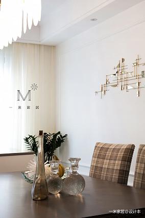 典雅44平欧式复式设计案例复式欧式豪华家装装修案例效果图