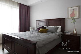温馨83平欧式复式卧室效果图片大全