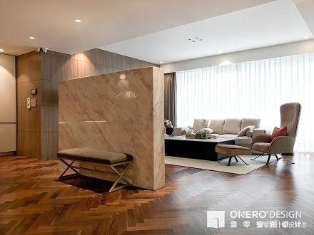 温馨58平现代复式客厅图片欣赏