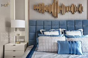 浪漫143平美式四居卧室设计案例四居及以上美式经典家装装修案例效果图