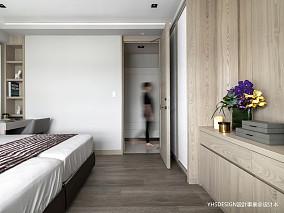 轻奢720平新古典别墅卧室装潢图