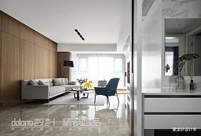 精美37平现代小户型客厅装修图片