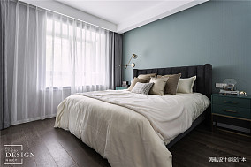 优美95平混搭四居卧室装修图片