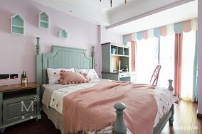 质朴134平美式四居儿童房实拍图四居及以上美式经典家装装修案例效果图