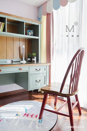 温馨134平美式四居儿童房装修图四居及以上美式经典家装装修案例效果图