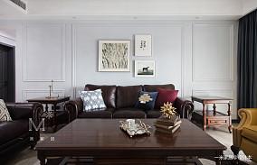 质朴160平美式四居装潢图四居及以上美式经典家装装修案例效果图