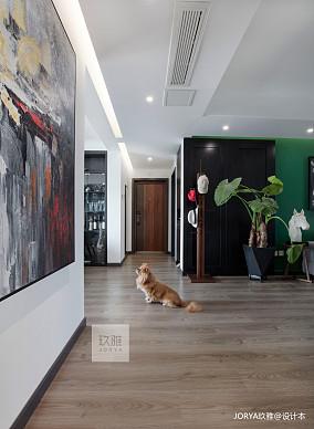 典雅143平简约四居客厅装修美图四居及以上现代简约家装装修案例效果图