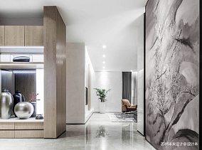 优美151平现代四居过道实拍图四居及以上现代简约家装装修案例效果图