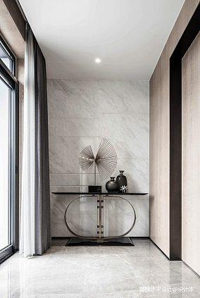 悠雅156平现代四居玄关装修设计图四居及以上现代简约家装装修案例效果图