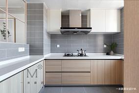 温馨79平日式二居厨房装修装饰图
