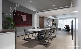 优雅129平北欧三居装饰图家装装修案例效果图