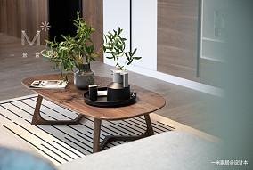优美87平现代二居装修案例家装装修案例效果图