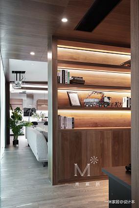 优美67平现代二居装修效果图二居现代简约家装装修案例效果图