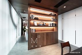 优雅65平现代二居设计效果图二居现代简约家装装修案例效果图
