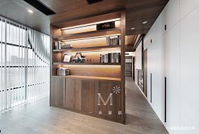 优美63平现代二居装饰美图二居现代简约家装装修案例效果图