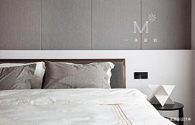 优美68平现代二居装潢图二居现代简约家装装修案例效果图