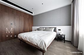温馨57平现代二居装修图二居现代简约家装装修案例效果图