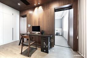 优雅60平现代二居卧室装修设计图二居现代简约家装装修案例效果图