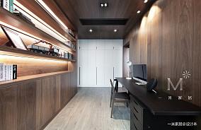 悠雅65平现代二居装饰图二居现代简约家装装修案例效果图